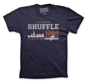 Image of I Learned the Shuffle