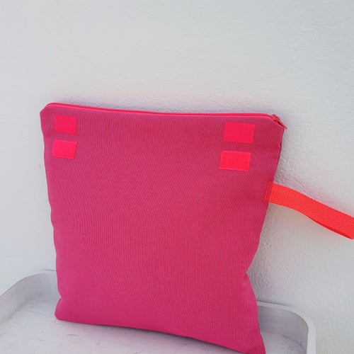 Image of Diaper Bag / Wetbag pink