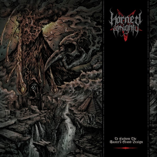 """Image of HORNED ALMIGHTY """"To Fathom the Master's Grand Design"""" LP"""