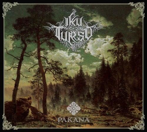 "Image of IKU-TURSO ""Pakana"" LP"
