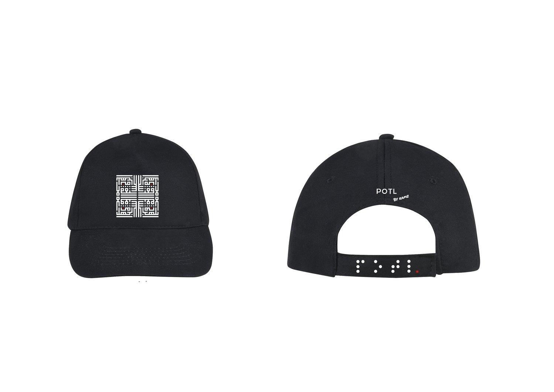 Image of Dark Inception Cap