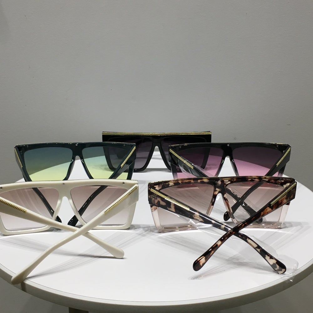 Image of The ARSENIC (Exclusive Birthday Shades from Celebrity Designer Corey Woods)