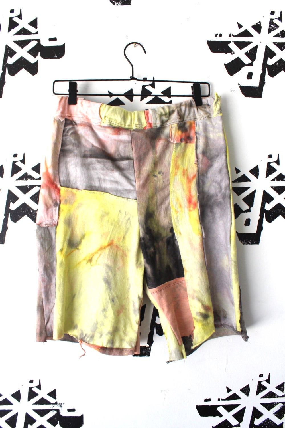 suns up cut and sew shorts