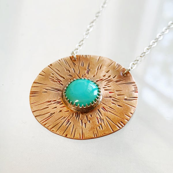 Image of Starburst Necklace