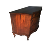 18th C Milanese Walnut Commode.