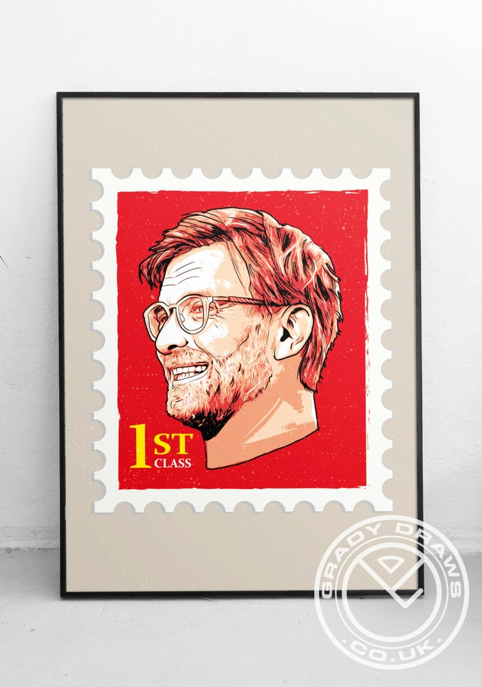 Image of Klopp's Stamp of Approval
