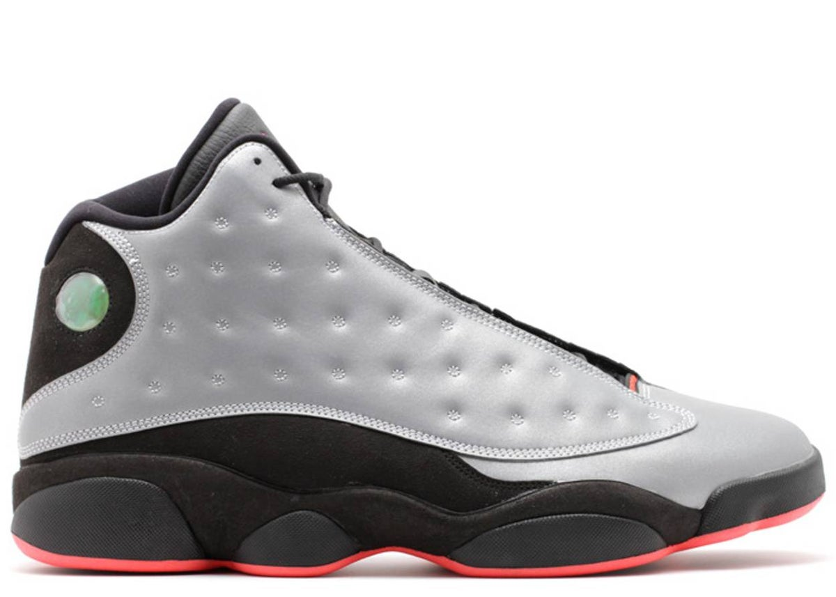 Image of AIR JORDAN 13 RETRO 'REFLECTIVE SILVER'