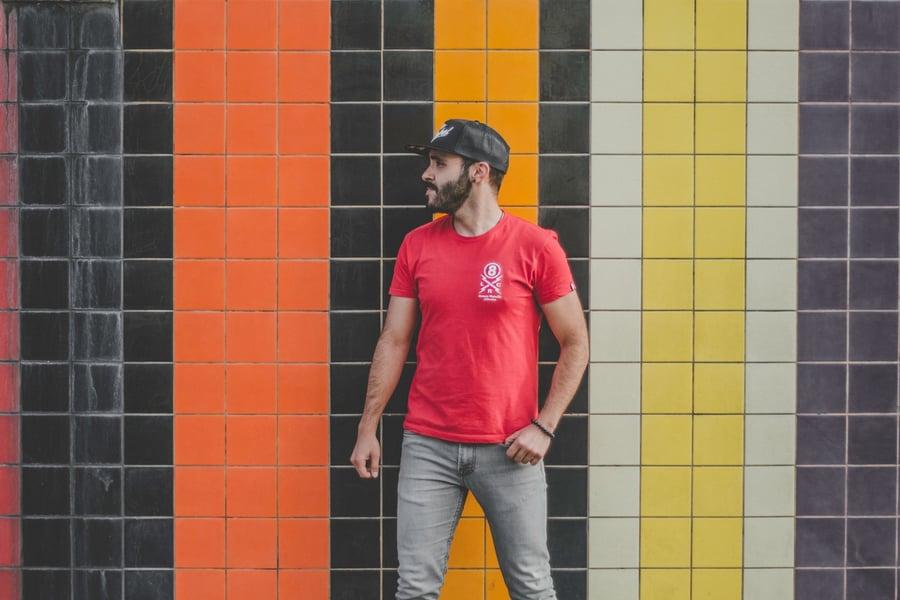 Image of Semper Rebellis T-shirt Rd