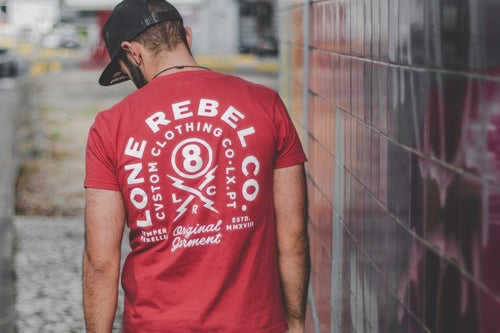 Image of Semper Rebellis T-shirt Rd