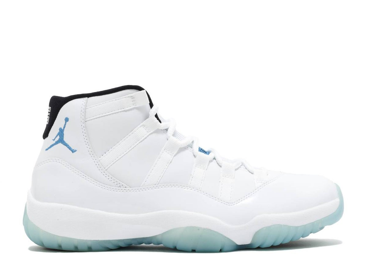 Image of AIR JORDAN 11 RETRO 'LEGEND BLUE' 2014