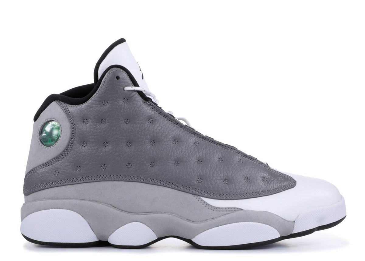 Image of AIR JORDAN 13 RETRO 'ATMOSPHERE GREY'