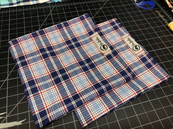 Image of All American plaid