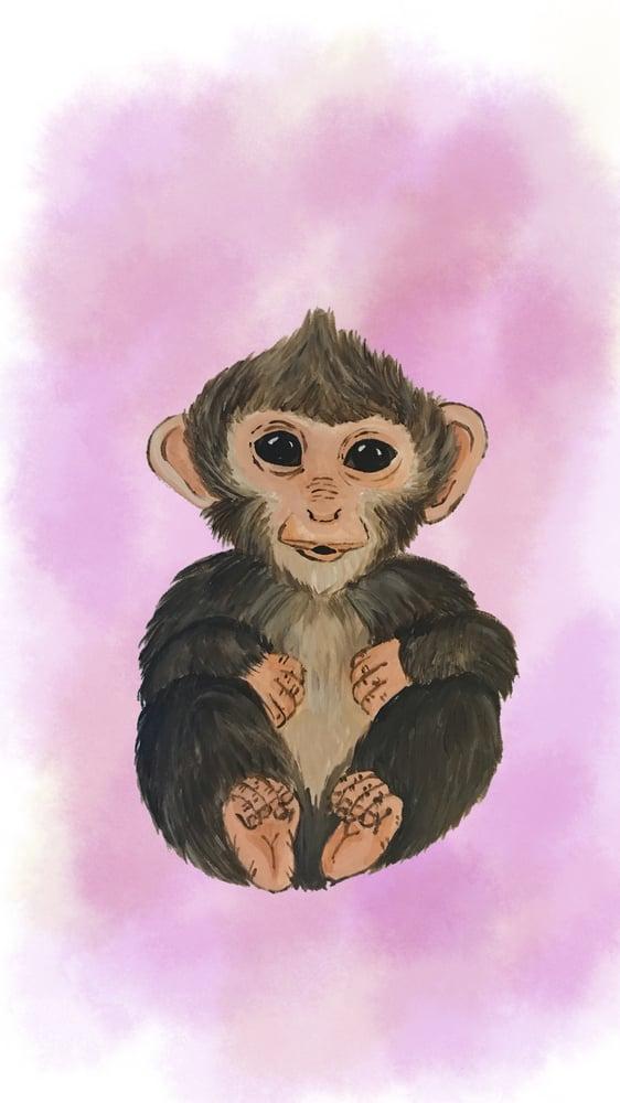 Image of Monkey Print