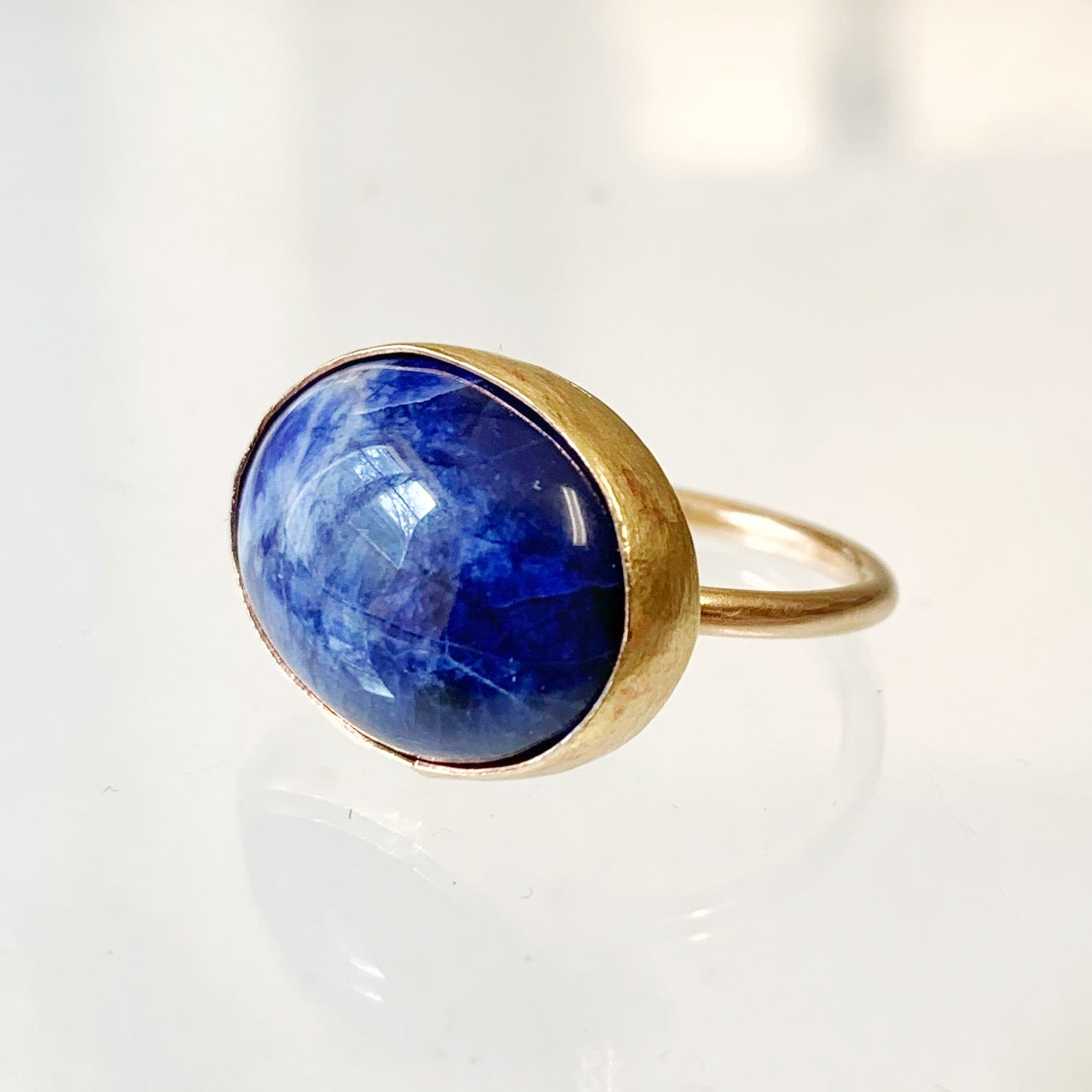 Image of Sodalite Ring