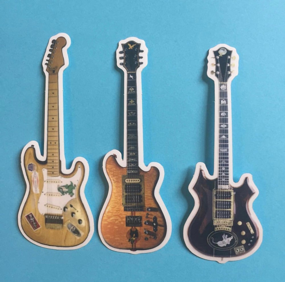 Throwback Jerry's Guitars