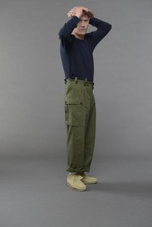 Image of LAND Trouser Sage