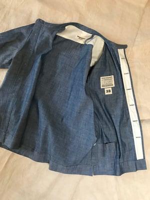 Image of TUAREG SHIRT Blue £145.00