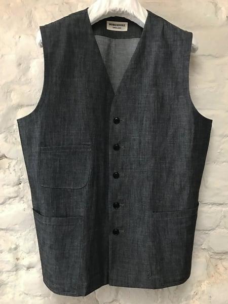 Image of Shred Waistcoat £95.00