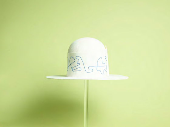 Image of Hofman White Pencil hat
