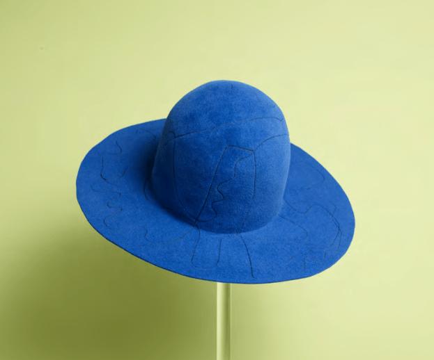 Image of HOFMAN Cobalt hat
