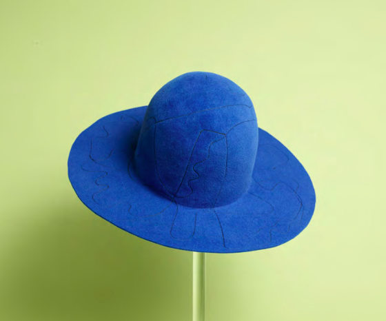Image of HOFMAN Cobalt hat
