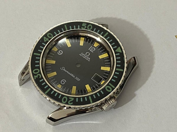 Image of OMEGA SEAMASTER 300 SPORTS GENTS WATCH COMPLETE KIT.166.024.DATE