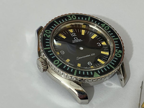 Image of OMEGA SEAMASTER 300 SPORTS GENTS WATCH COMPLETE KIT.165.024.
