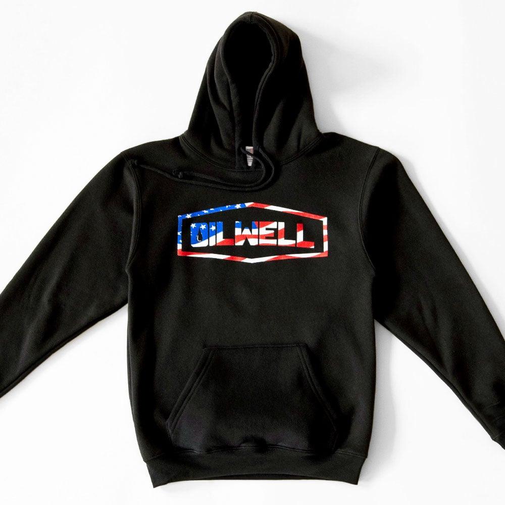 Image of OilWell Americana Hoodie