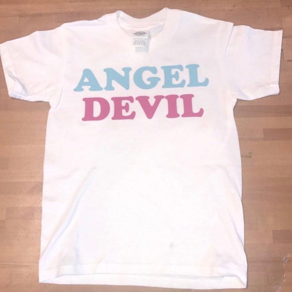 Image of ANGEL DEVIL TEE