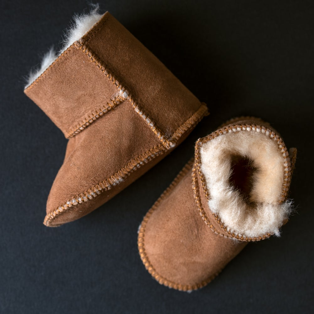 Image of Sheepskin boots