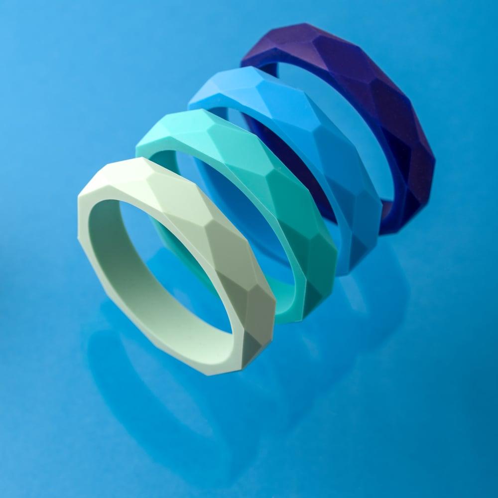 Image of Geometric bangle