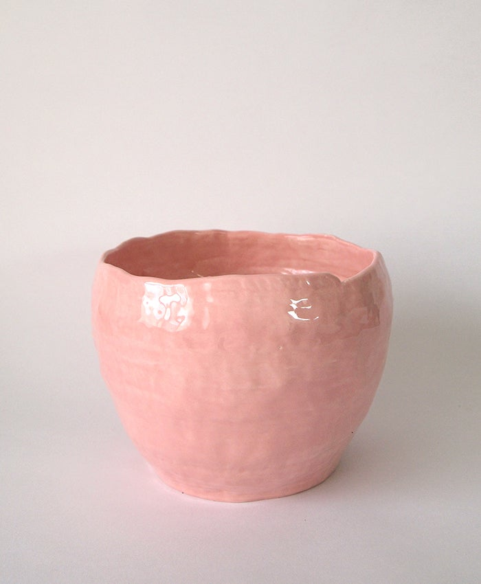 Image of Pinky Blobby Vase No 1