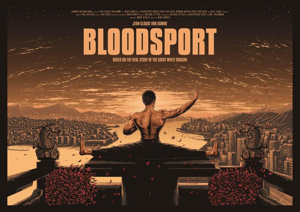 Image of Bloodsport