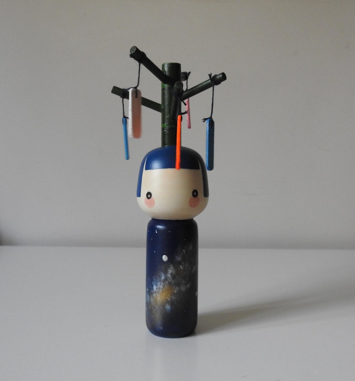 Image of tanabata girl #4