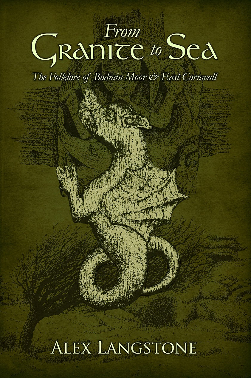 Image of From Granite to Sea: The Folklore of Bodmin Moor and East Cornwall (paperback edition, signed)