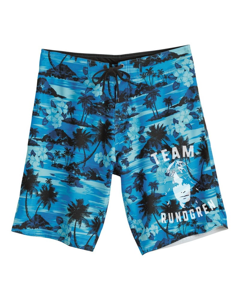 Image of Team Rundgren Unisex Board Shorts and Women's Board Shorts
