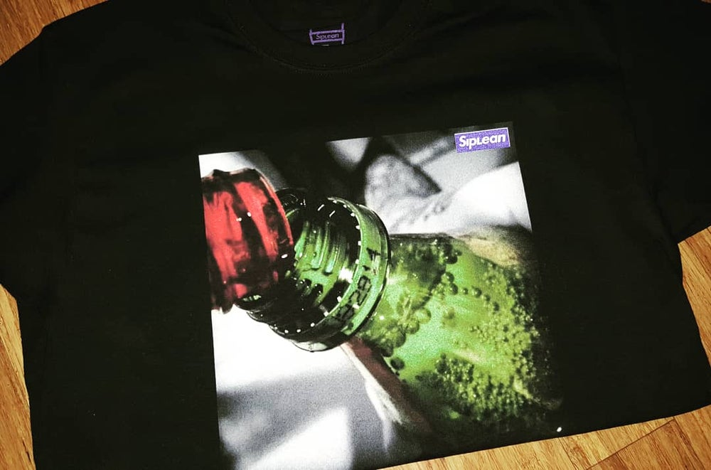 """Image of Siplean """"Po Up"""" Tee"""