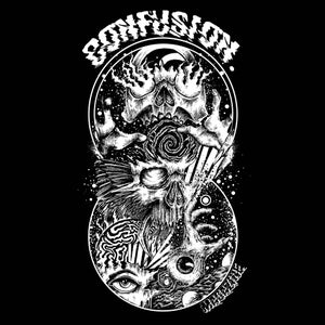 """Image of Confusion - """"Abyss"""" t-shirt [black]"""