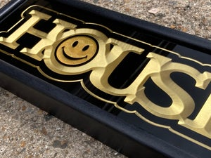Image of HOUSE - GOLD LEAF DELUXE