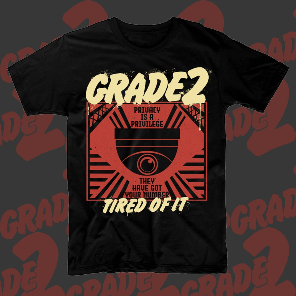 Image of Tired Of It | T-Shirt