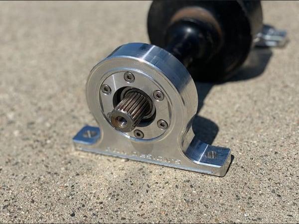 Image of Billet Carrier bearings