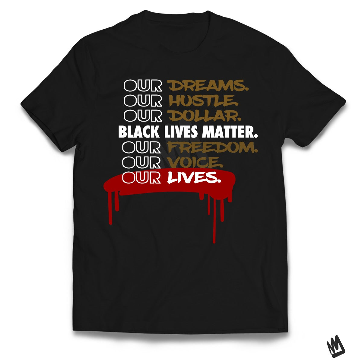Image of OUR BLACK MATTERS