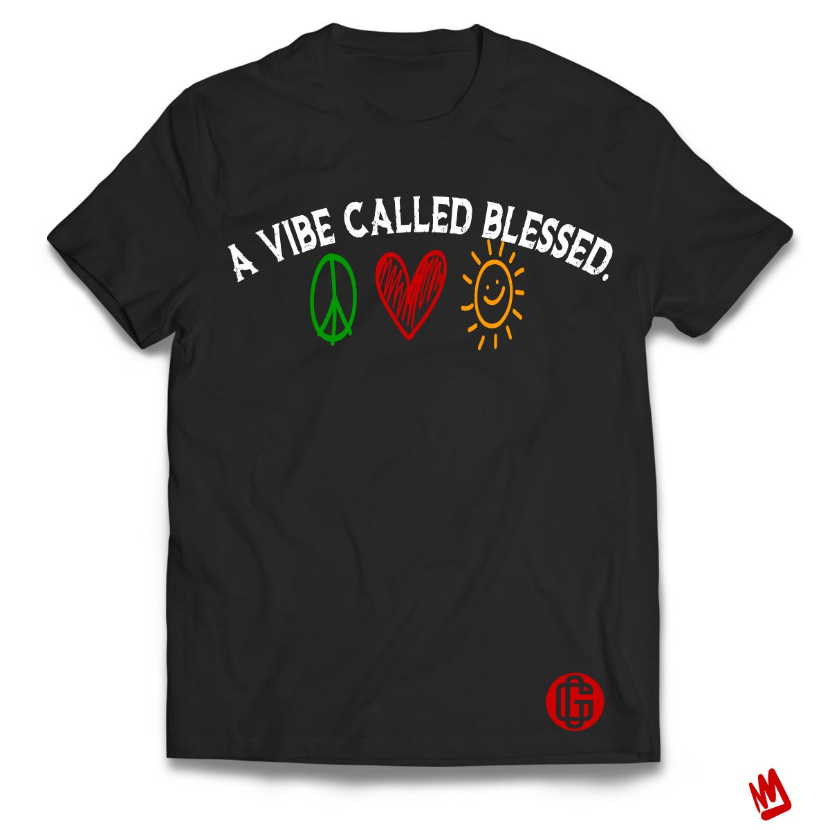 Image of A VIBE CALLED BLESSED