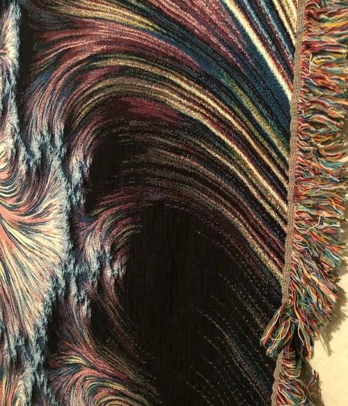 Image of Woven Blanket #9