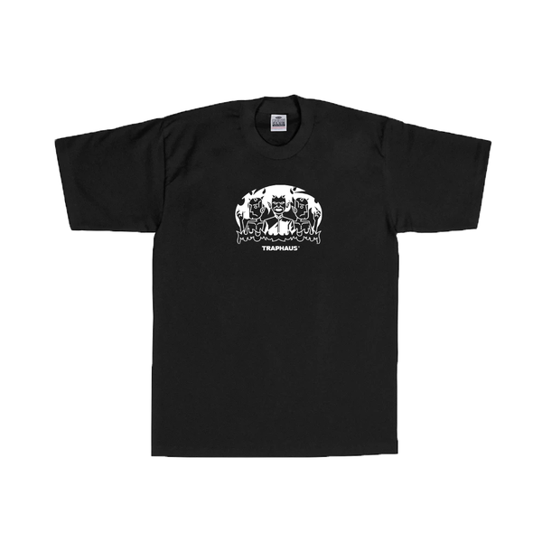 Image of DIABLO ® LOGO T-SHIRT (BLACK)