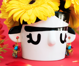 Image of Frida Ceramic pot