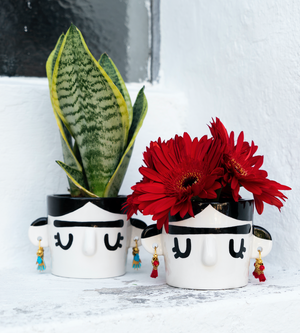 Image of Frida Ceramic pot