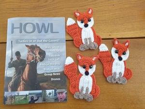 Image of Fox Decoration