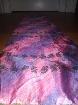 Image of Right Hand's Pink Sky Silk Habotai