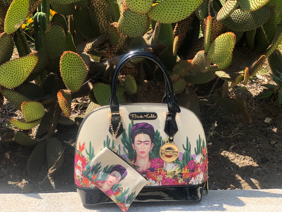 Image of Cactus Collection purse